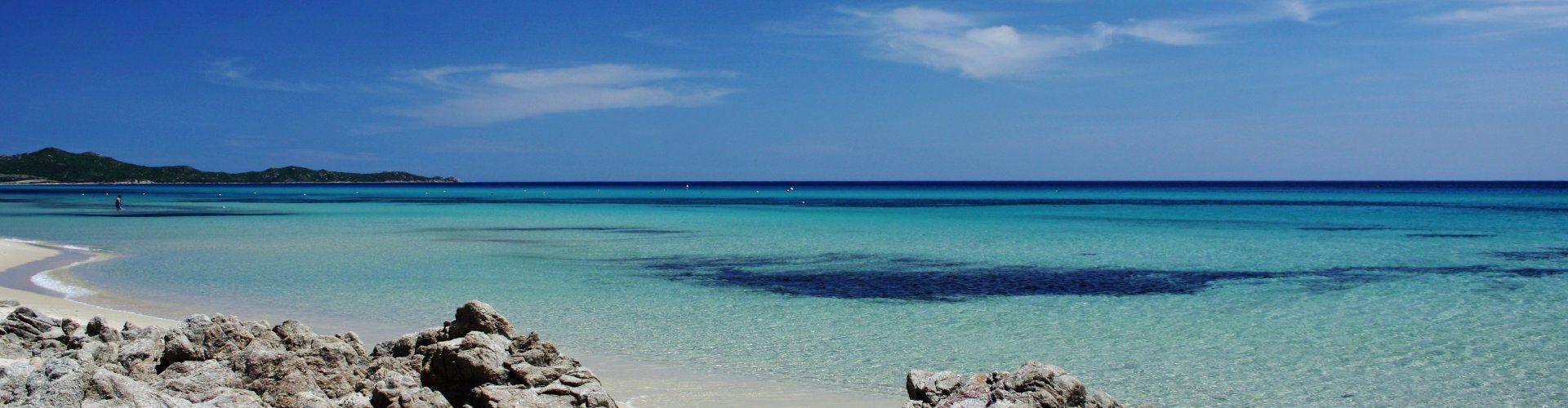 Strand Costa Rei | Sardinien