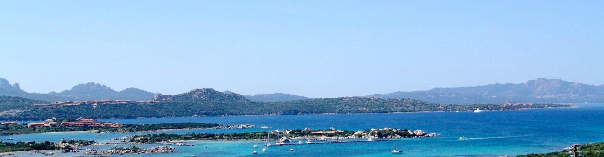 Küstenlandschaft Porto Rotondo