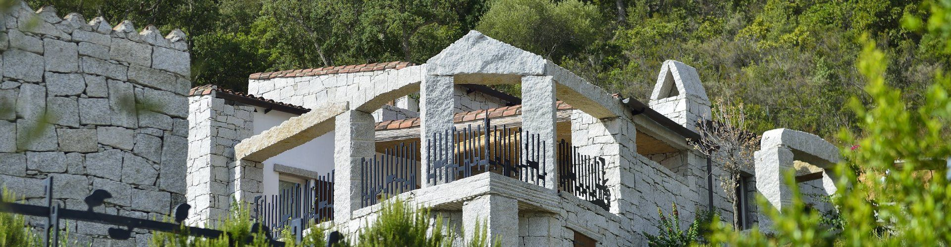 architektonisches Highlight in Süd-Ost Sardinien