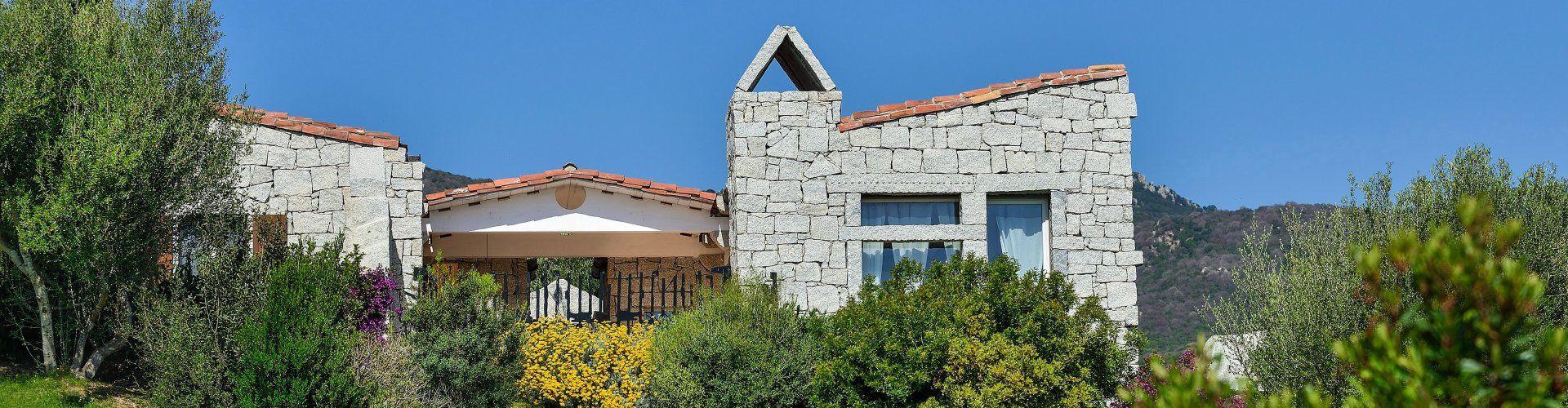 Ferienvilla in Süd-Ost Sardinien mit Gemeinschaftspool