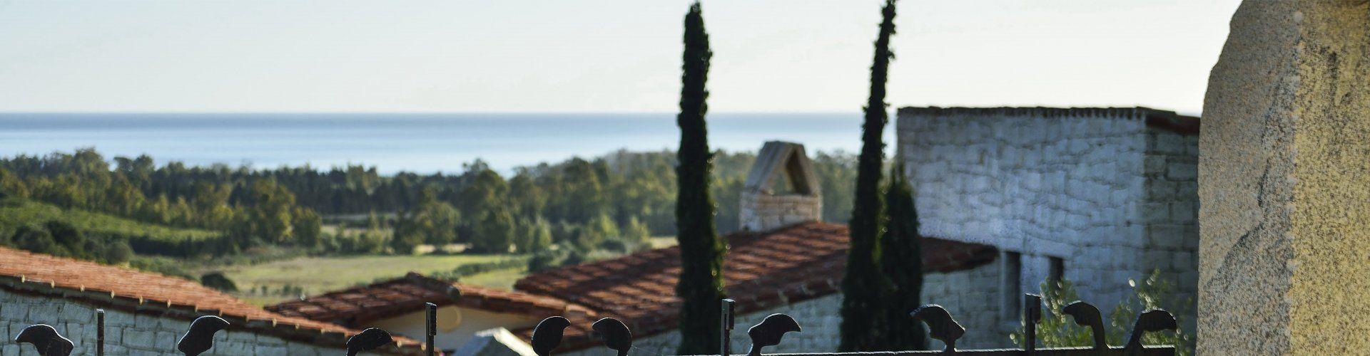 Ferienvilla mit Meerblick in Südost Sardinien