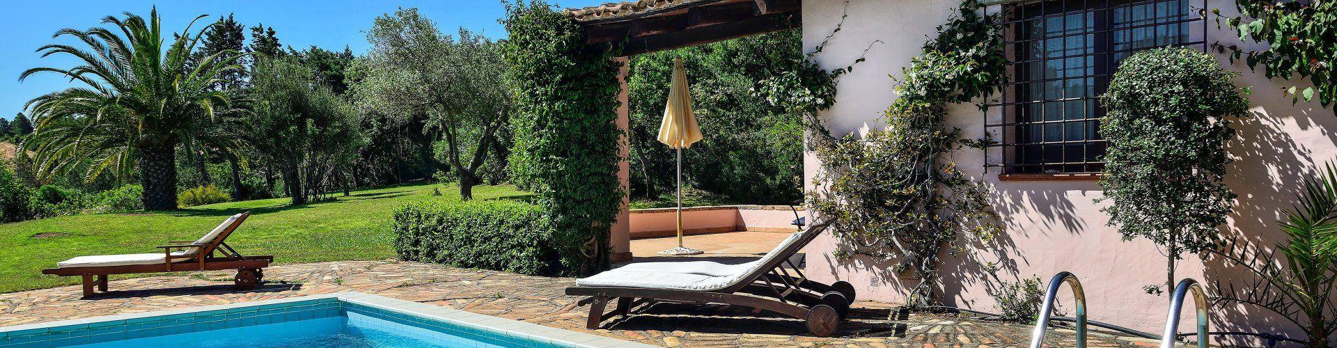 Villa in unberührter Natur in Südsardinien mit Privatpool