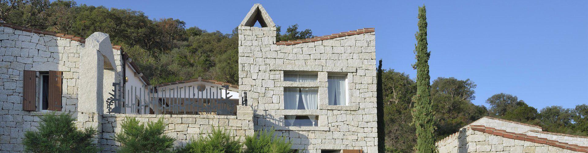 Ferienvilla mit Garten in Süd-Ost Sardinien