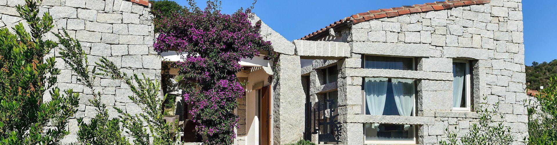 Ferienvilla mit Gemeinschaftspool in Süd-Ost Sardinien