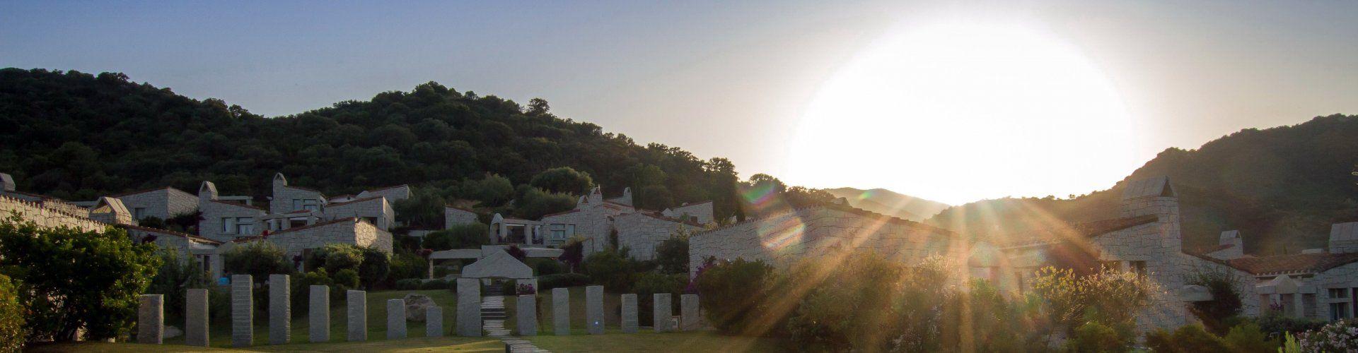 Ferienvilla in stilvoller Häuseranlage mit Gemeinschaftspool in Süd-Ost Sardinien