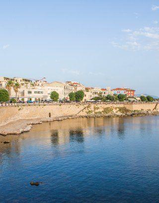 Alghero im Nordwesten Sardiniens
