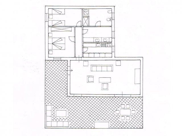 Grundriss/Ground plan