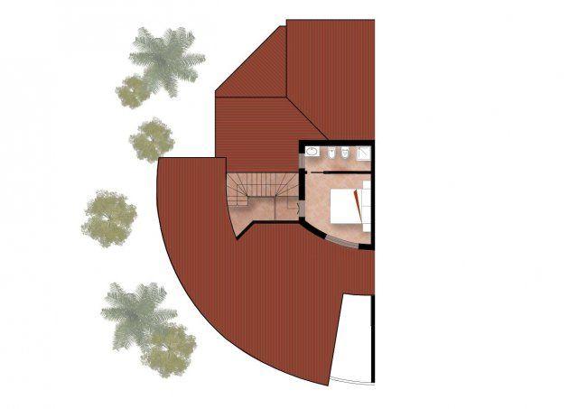 Grundriss 2. Etage