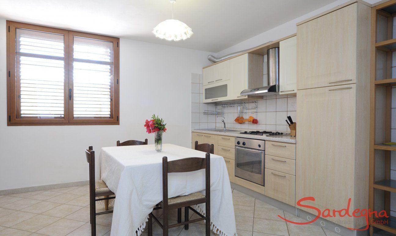Küche (unten)