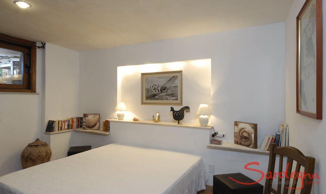 Schlafzimmer 3 (UG)