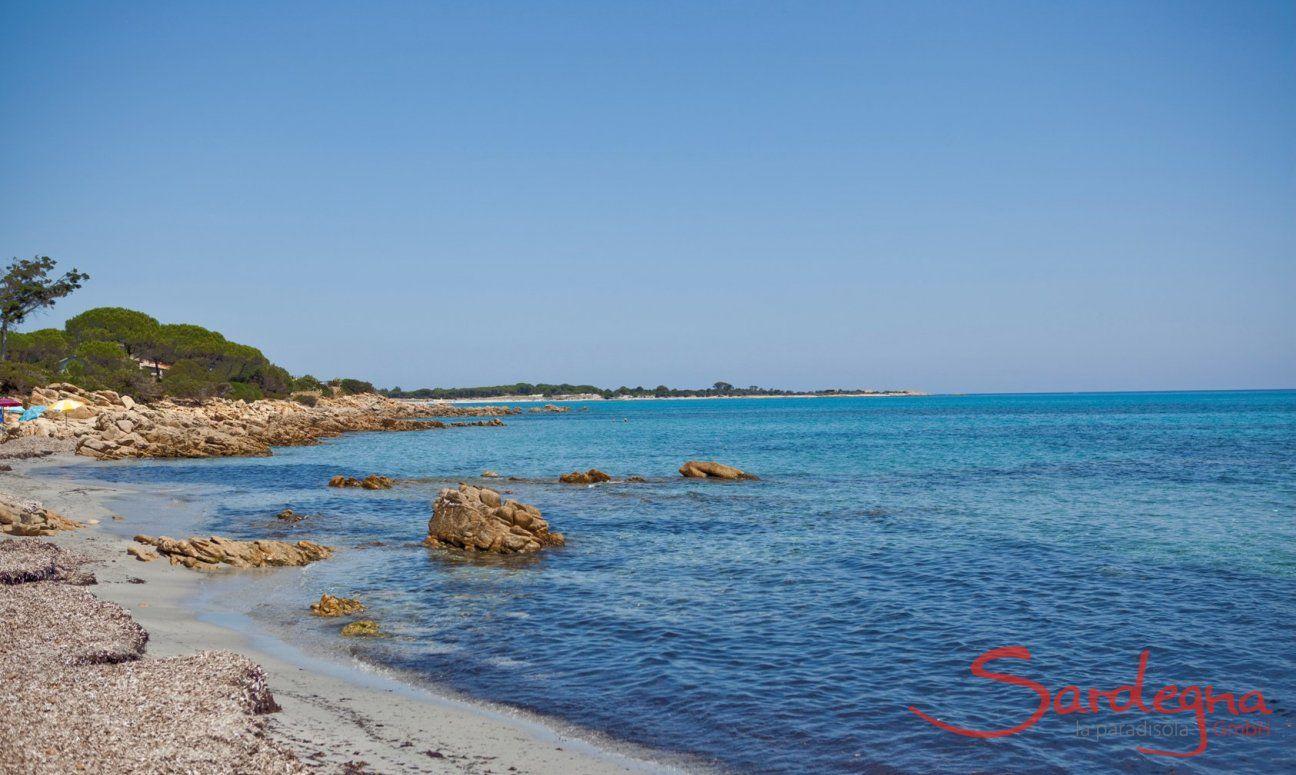 Bucht von Cala Liberotto