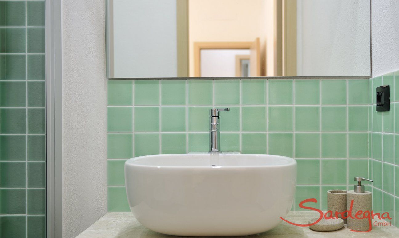 Badezimmer, Detail