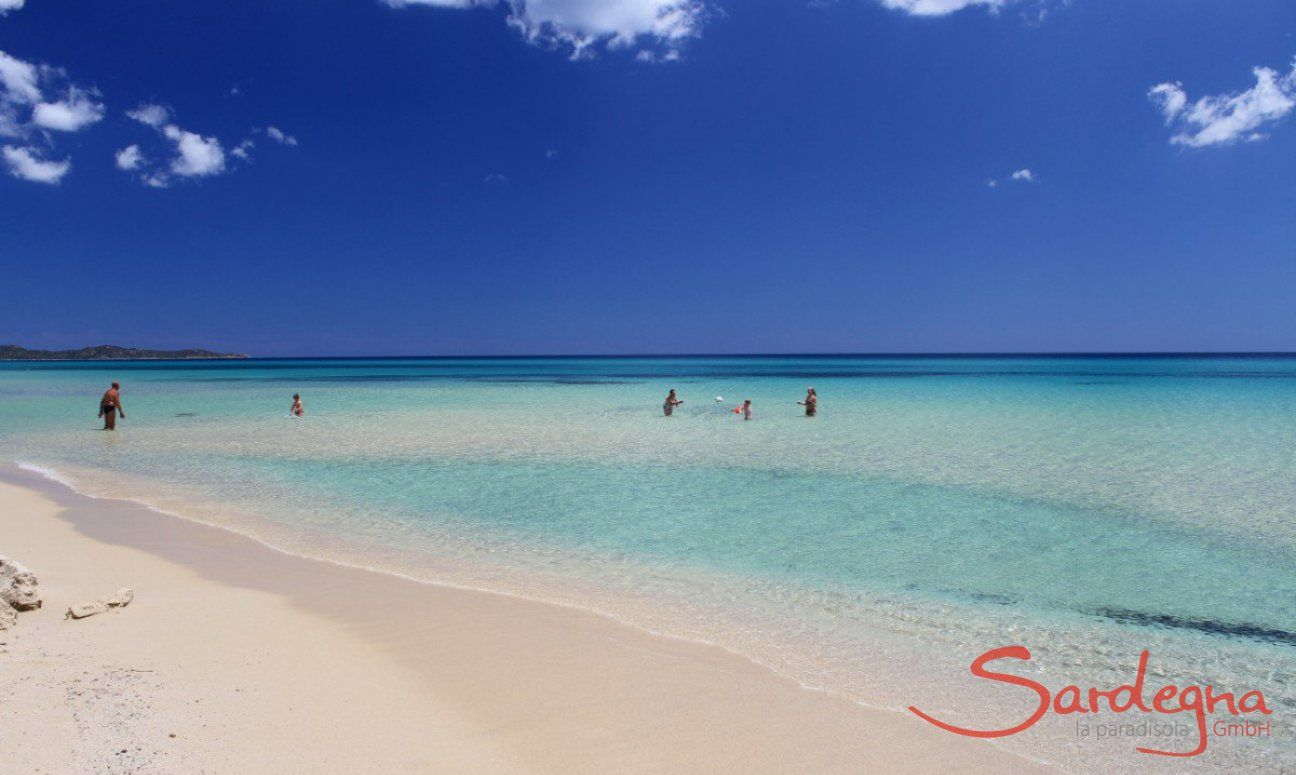 Strand Costa Rei;