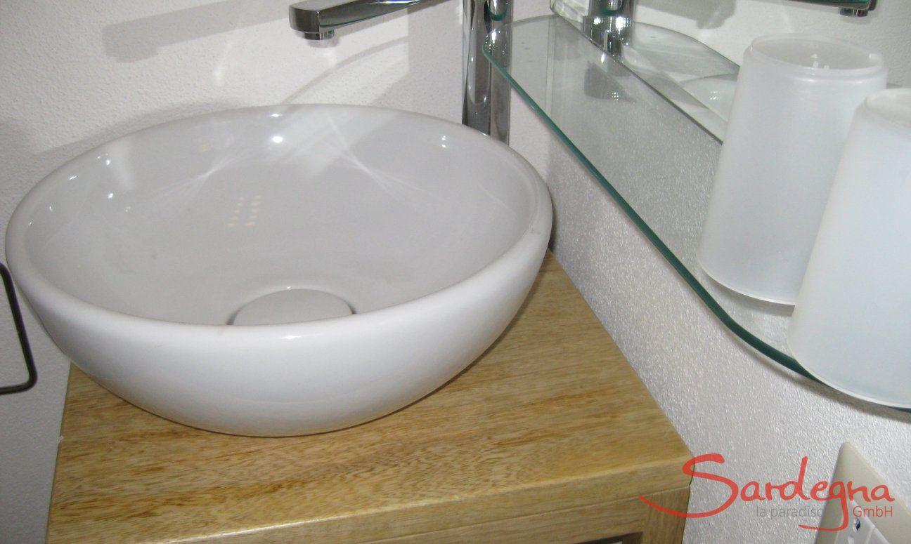 Duschbad Detailansicht
