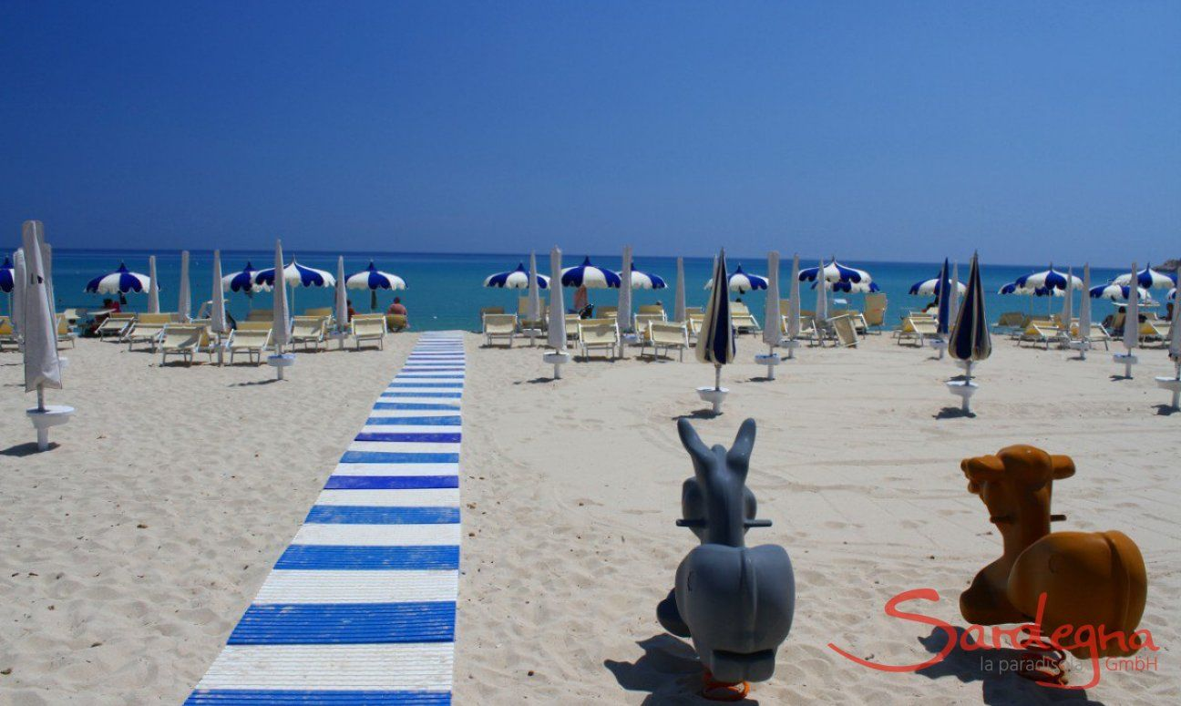 Strand Cala Sinzias