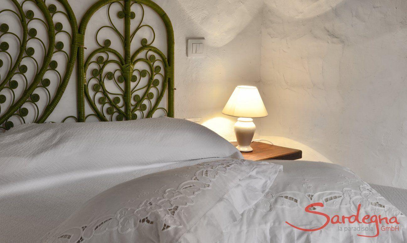 1. Schlafzimmer, Detail