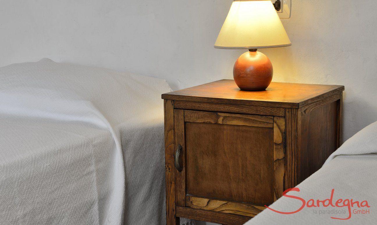 4. Schlafzimmer mit Einzelbetten