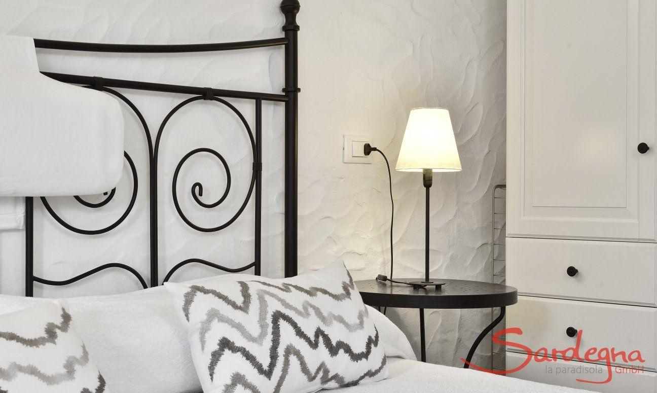 Schlafzimmer  Villa Serena, Costa Rei
