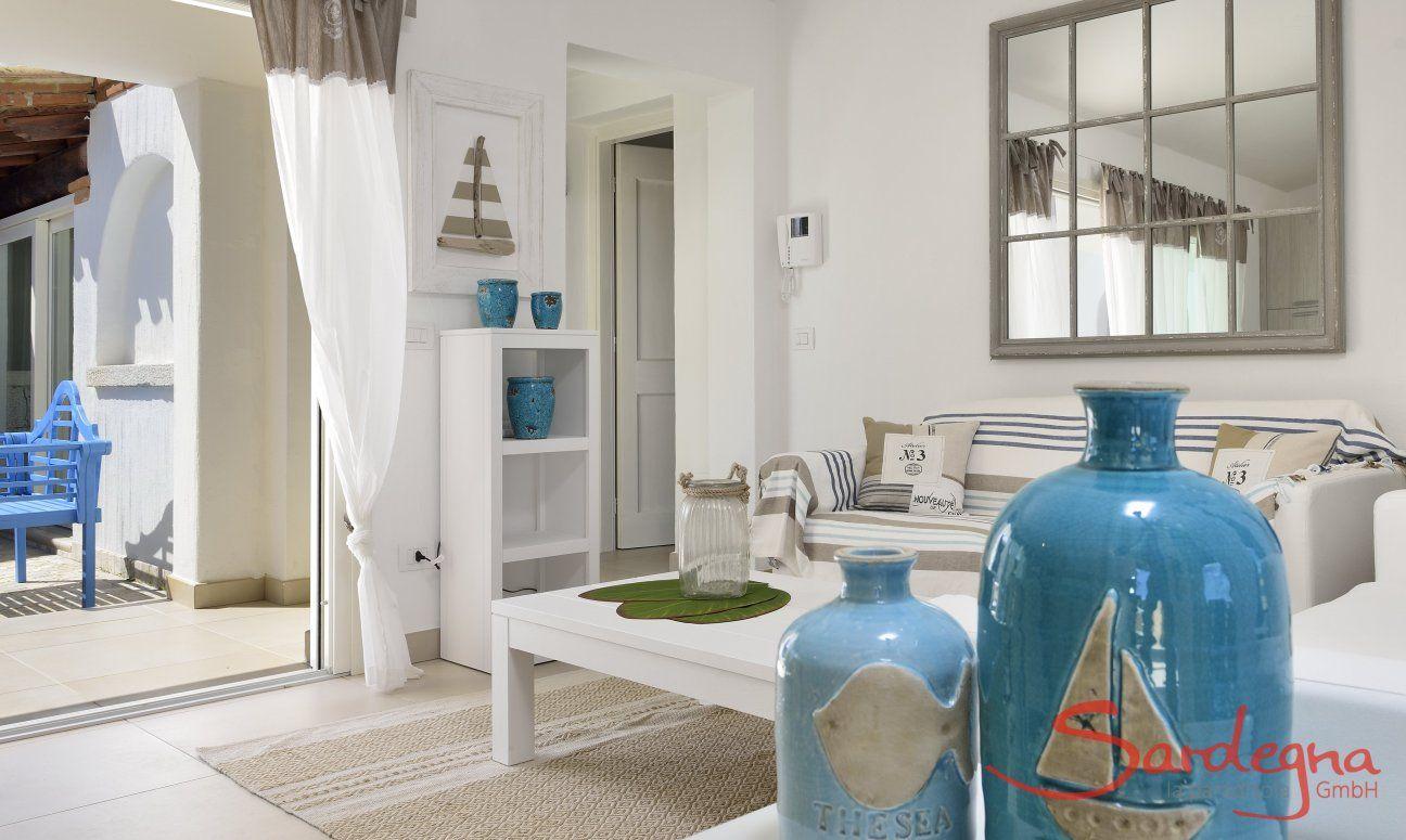 Wohnzimmer von  Villa Campidano 20