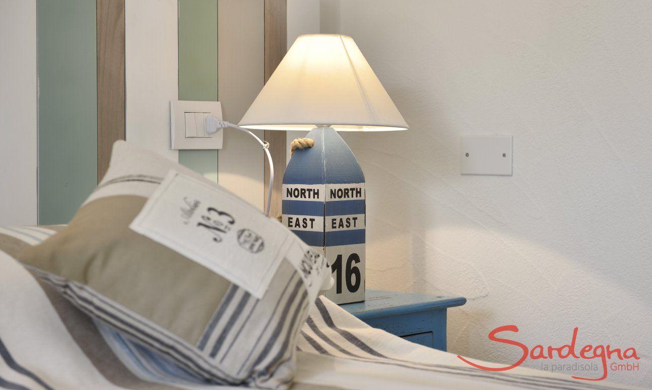 Schlafzimmer  Villa Campidano 21