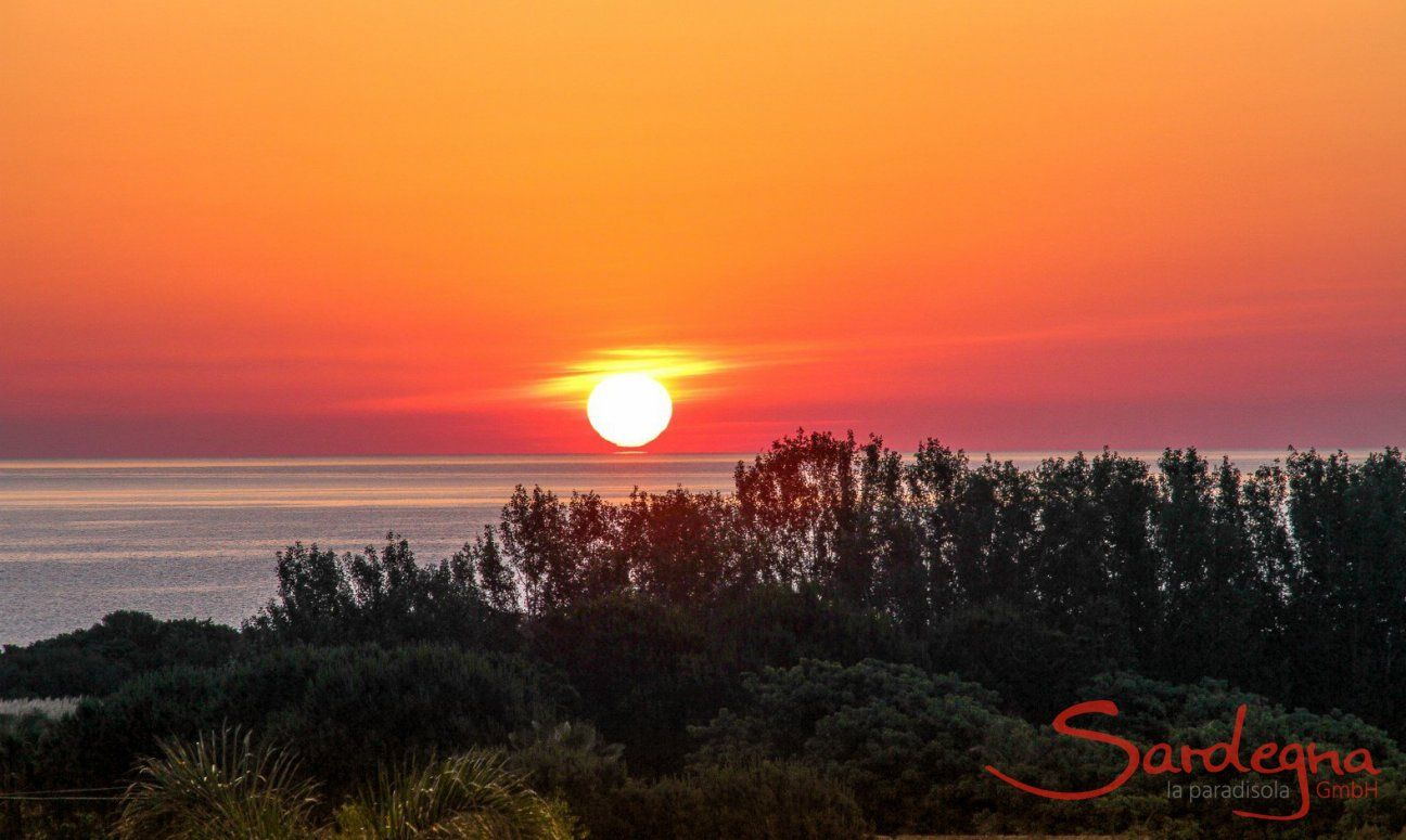 Sonnenaufgang Orri