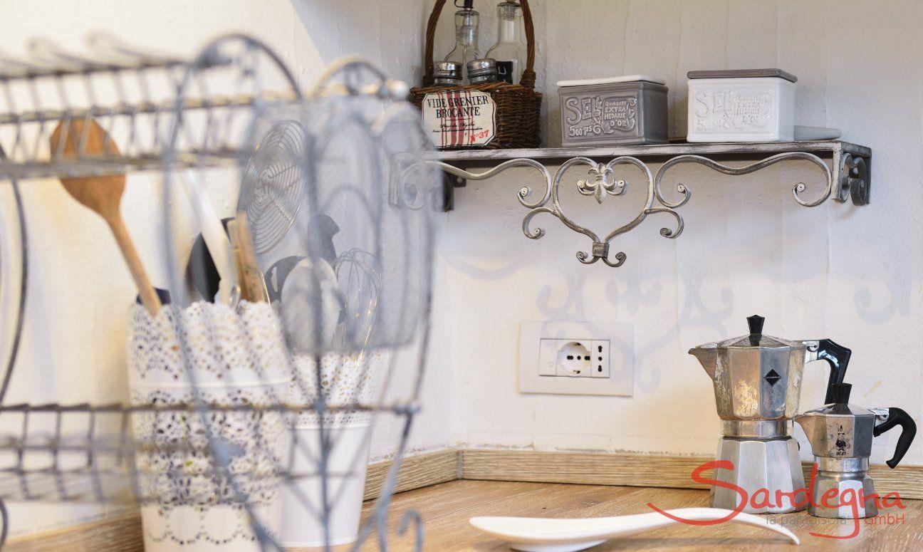 Küche, Detail