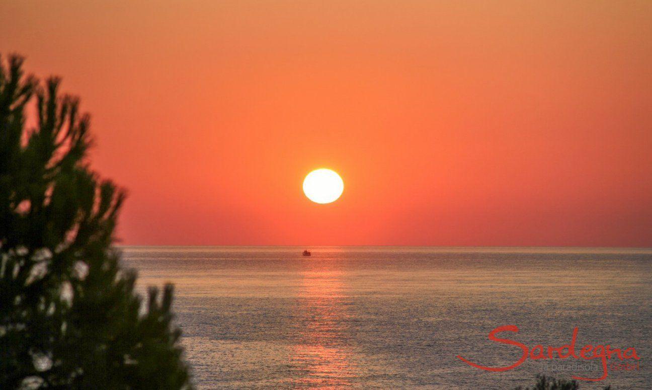 Sonnenaufgang Sant Elmo