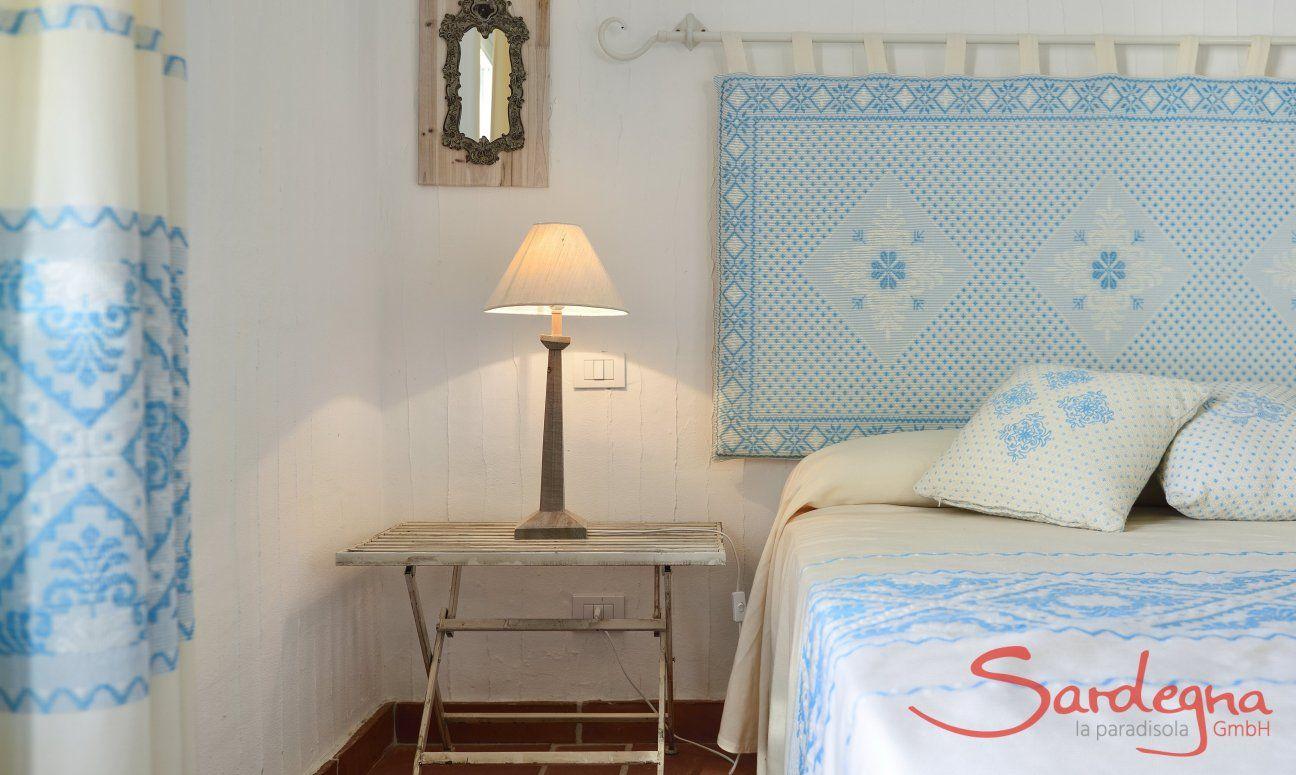Schlafzimmer Li Conchi 10, Cala Sinzias