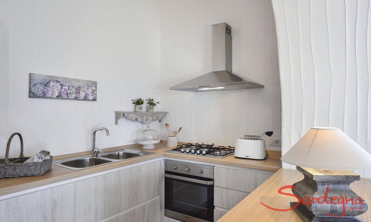 Küche Li Conchi 10, Cala Sinzias
