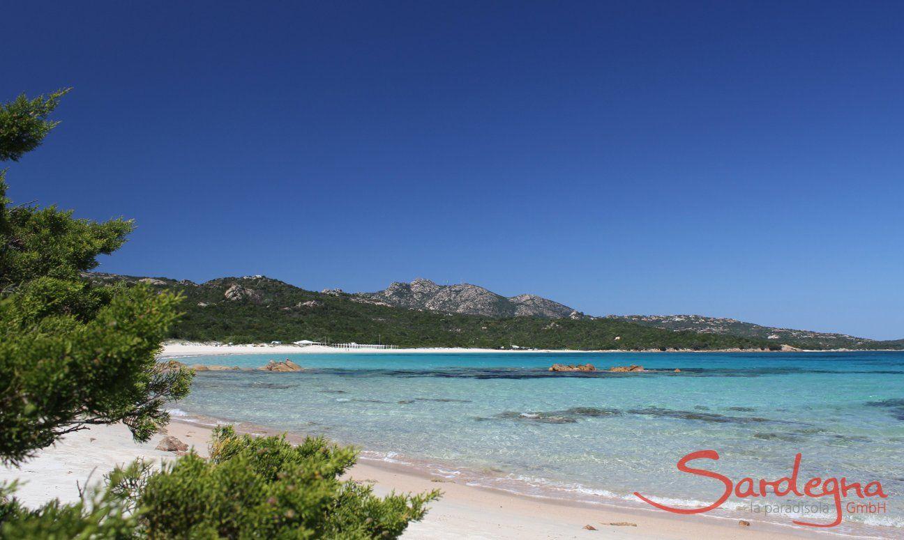 Strand Liscia Ruja, nur 16 km. entfernt