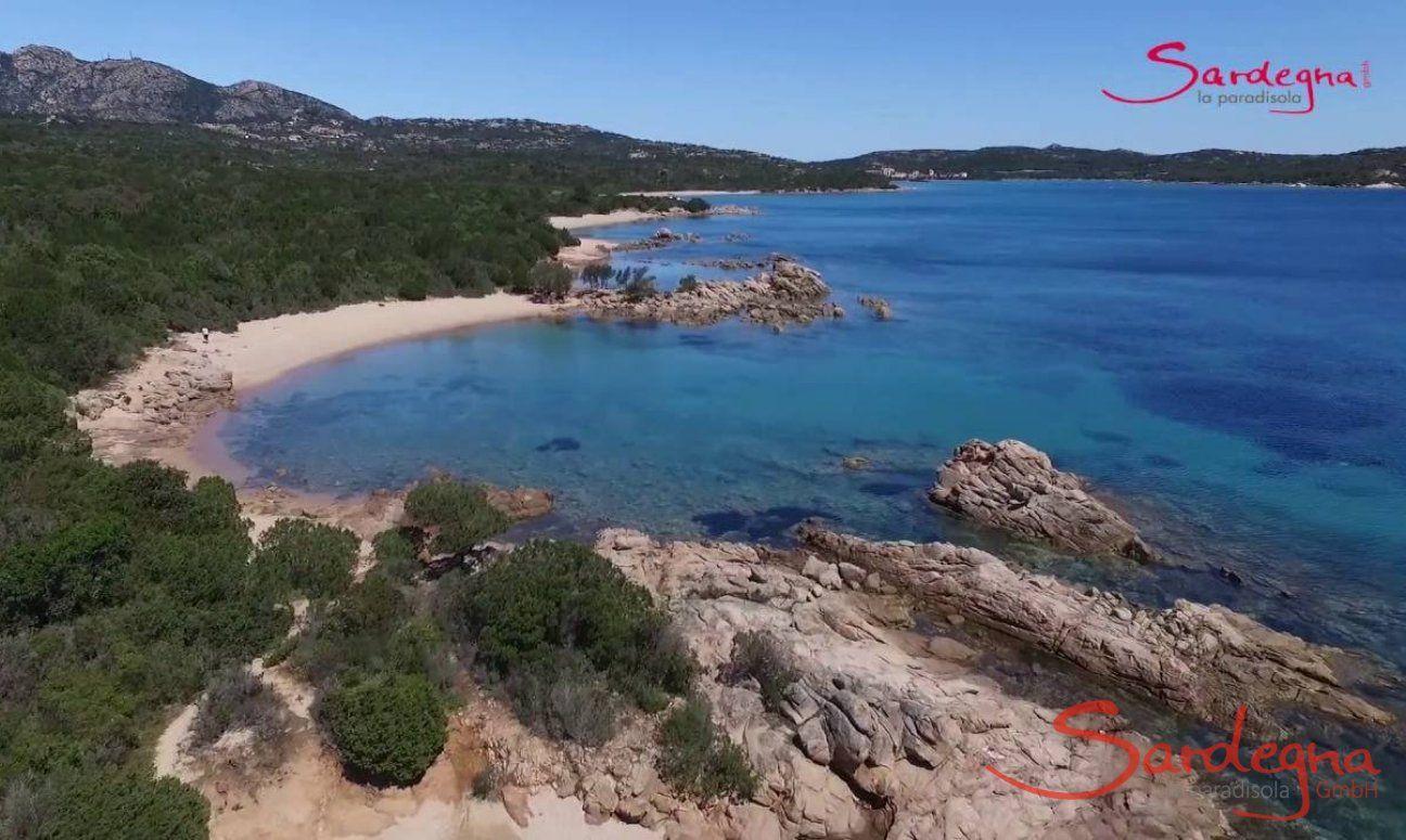 Video Costa Smeralda | Spiaggia Cala di Volpe