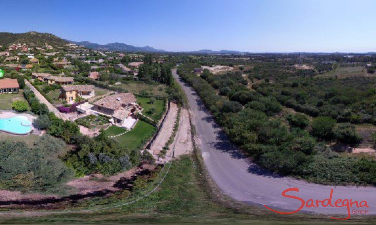 Panorama 360° Villa Ulivi 12