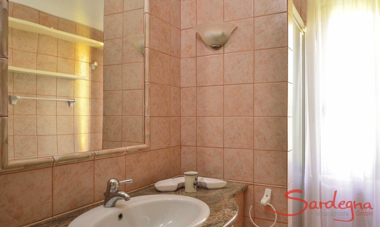 Badezimmer 2, Detail