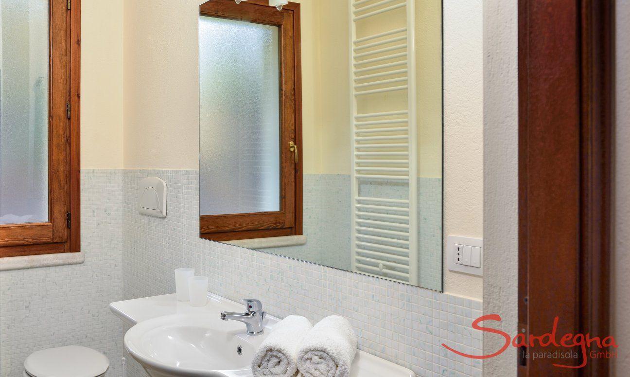 Badezimmer 4 mit Dusche