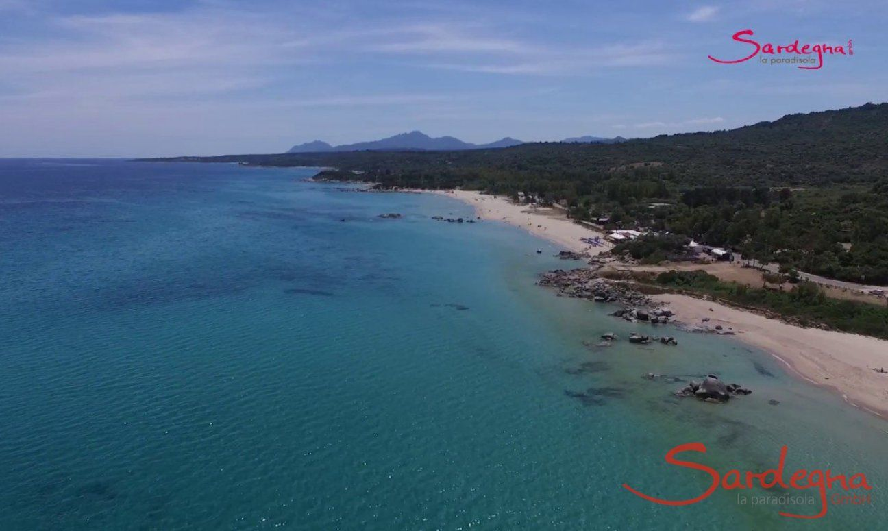 Video Strand von Orri, Ogliastra