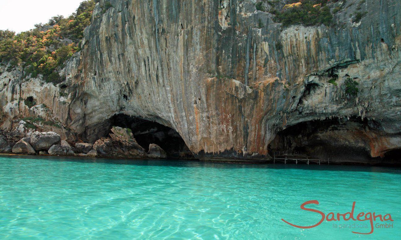 Grotta del bue marino, diese Tropfsteinhöhle kann man nur mit dem Boot erreichen