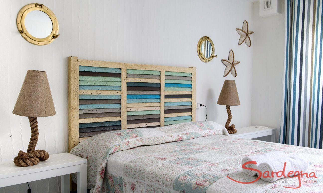 Schlafzimmer 3 UG von Aussen begehbar