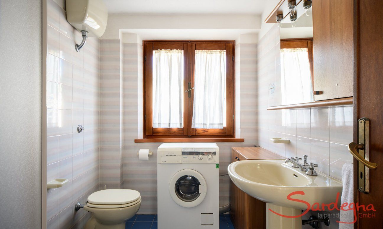 Bad 2 mit Waschmaschine