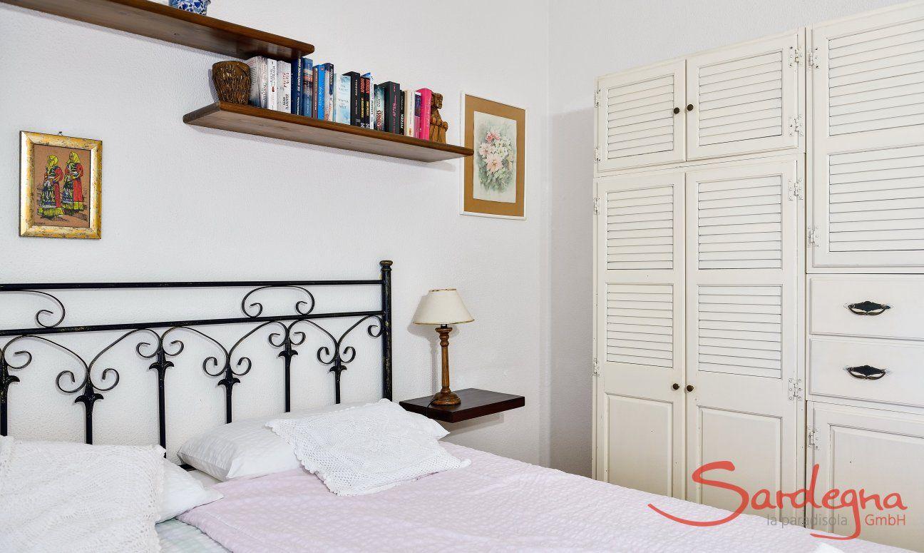 Schlafzimmer 1, Detail