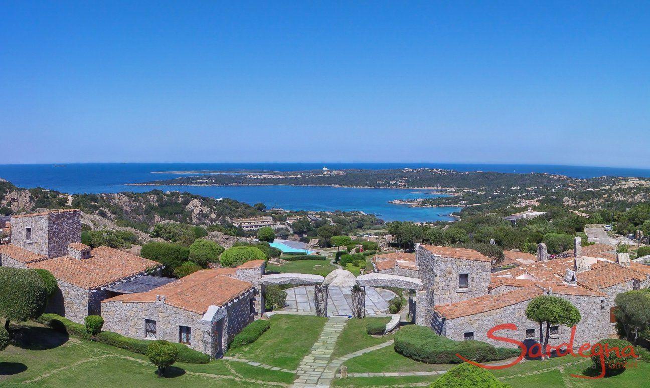 Panorama Domus de Pitrizza