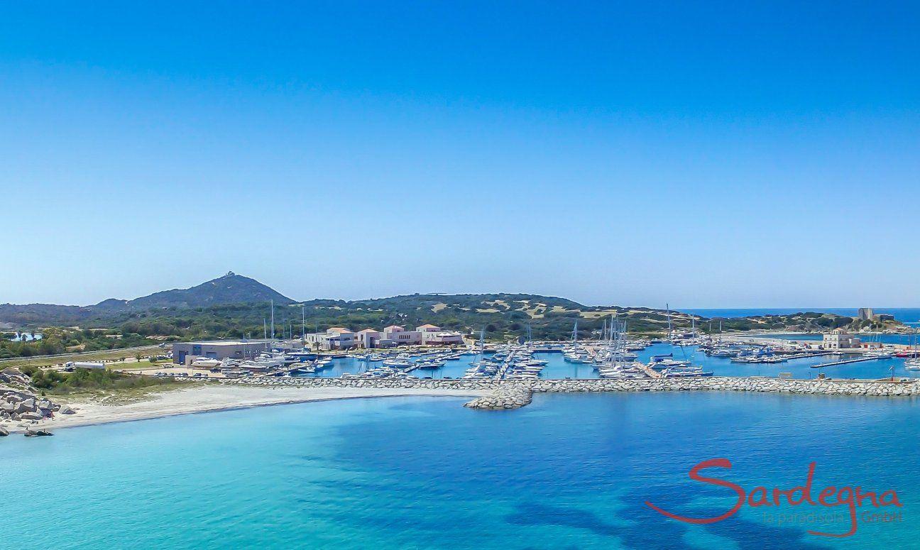 Panorama Villasimius Spiaggia del Riso