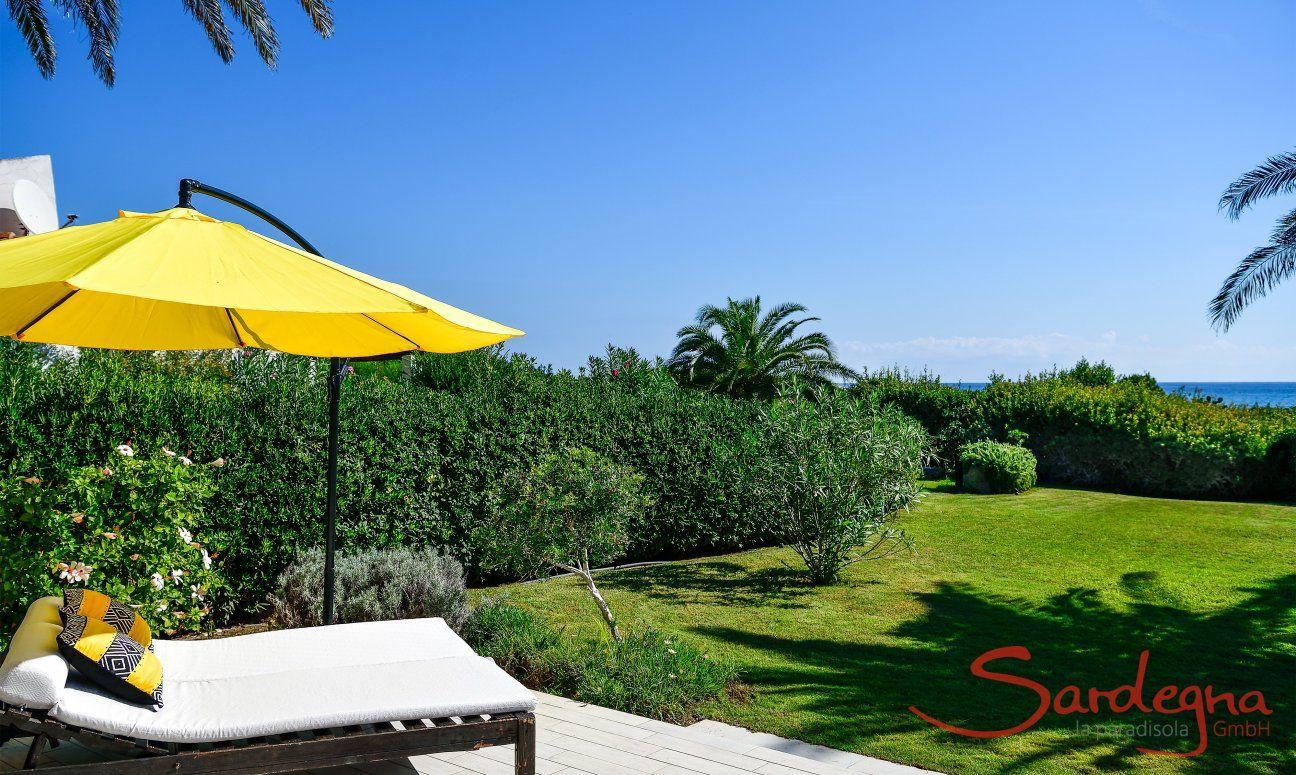 Großer Garten der Villetta 3