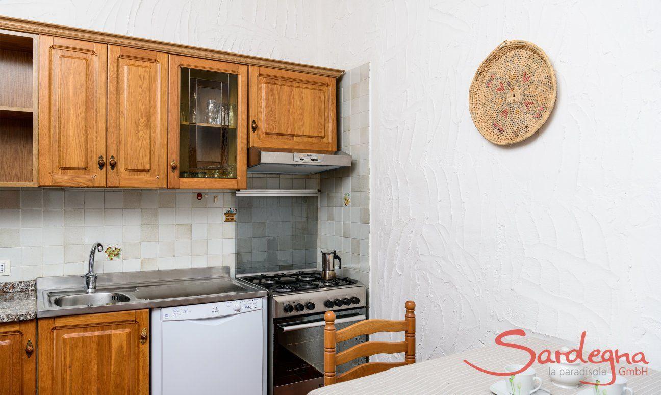 Küche Meloni 2 in Sant Elmo