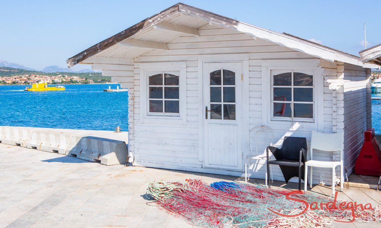 Fischerhütte Golfo Aranci