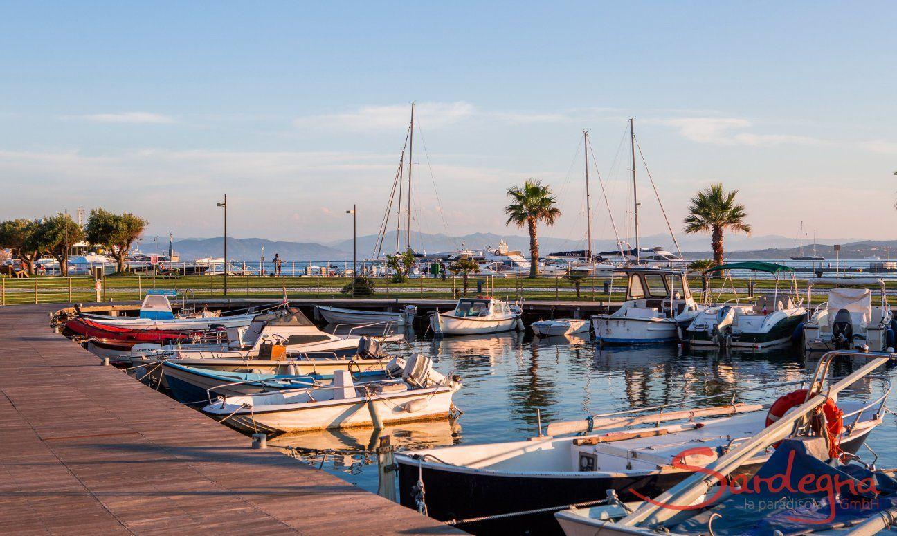 Hafen Golfo Aranci