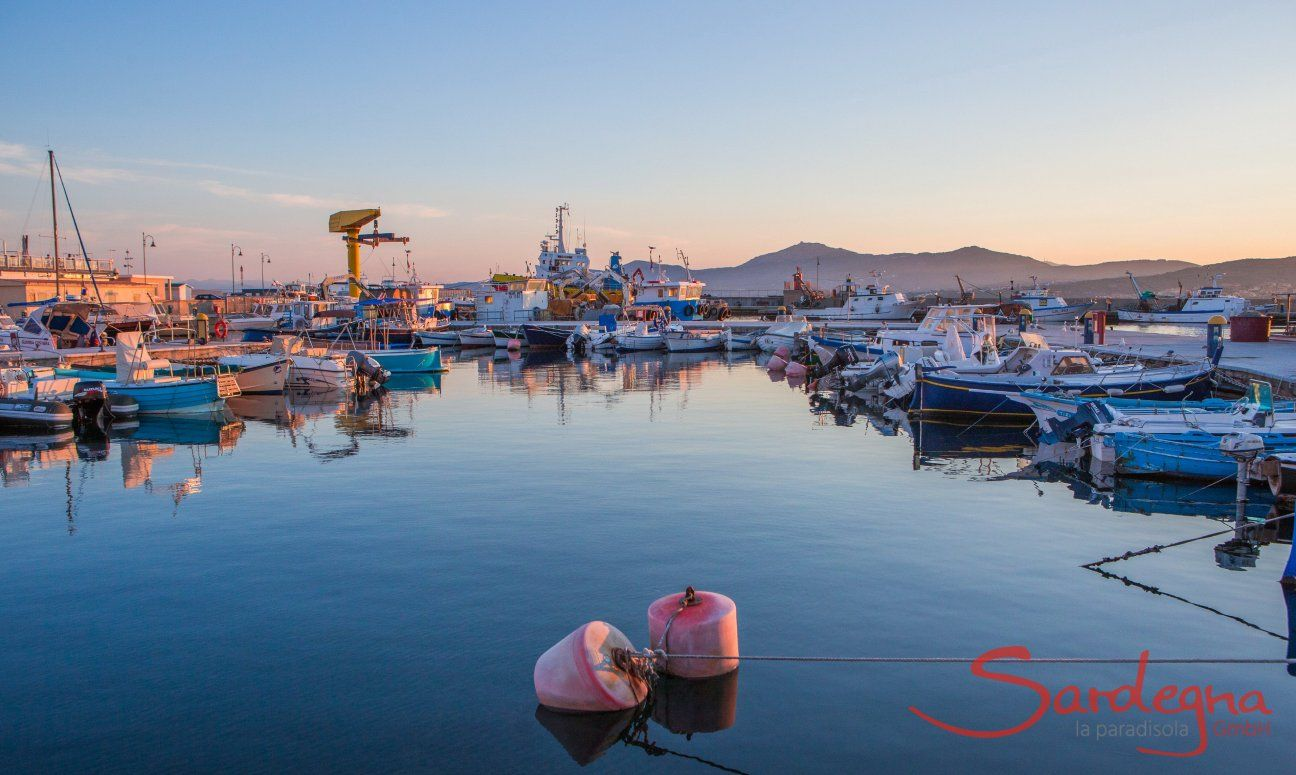 Yachthafen Golfo Aranci