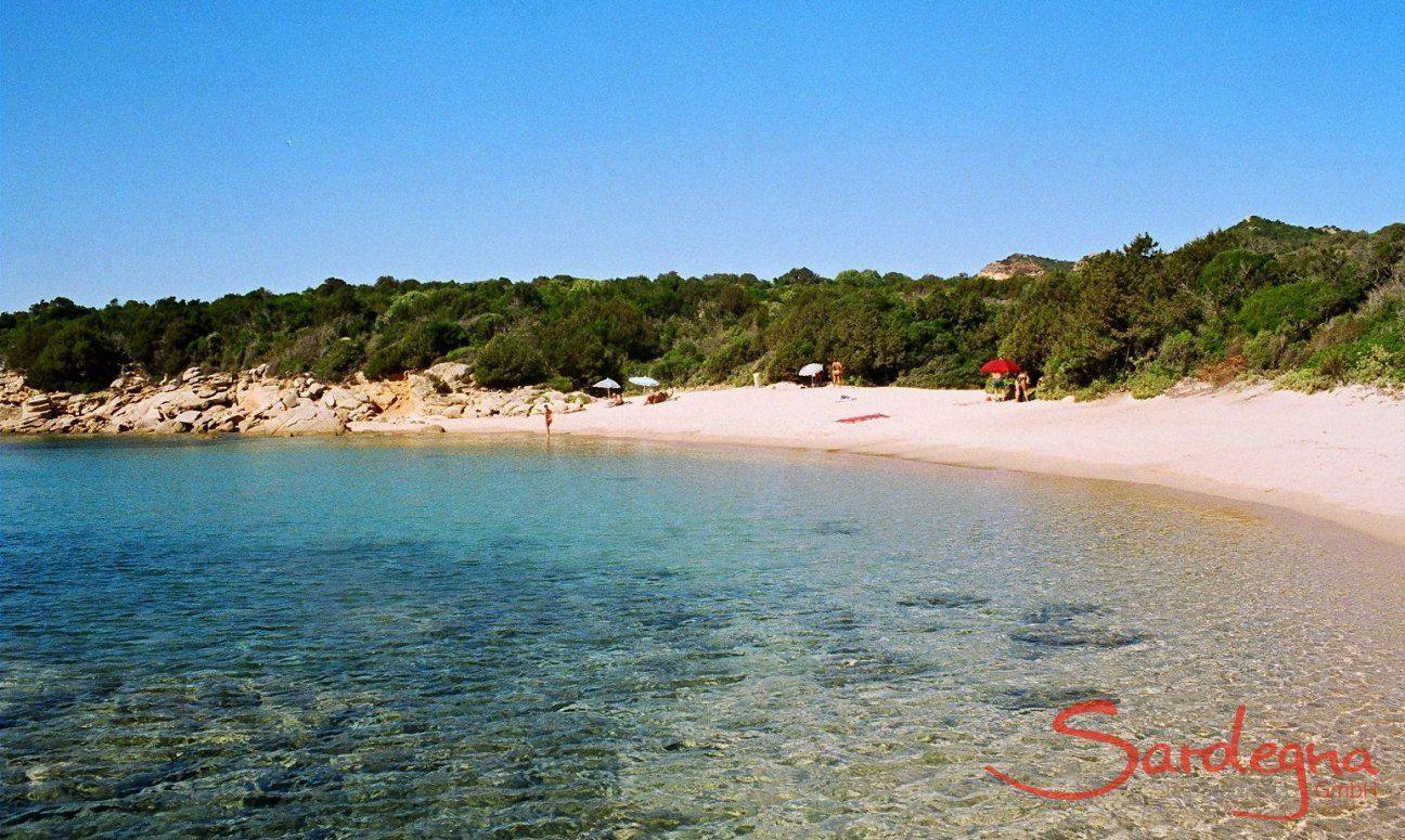 Cala di Volpe, 25 nördlich von Olbia