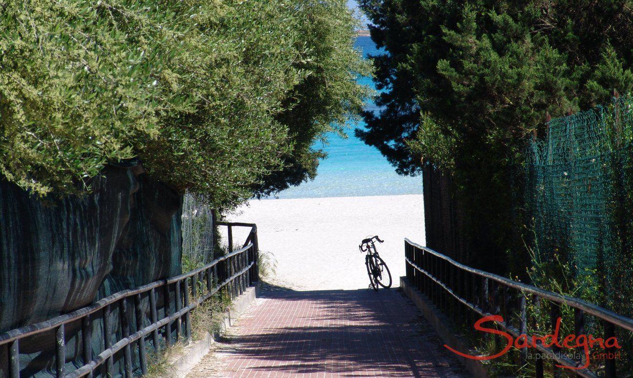 Porto Istana, 12 km südlich von Olbia