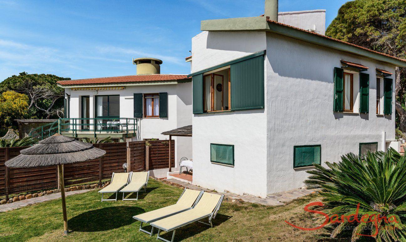 Ferienhaus Villa Fernando, Santa Margherita di Pula, Südsardinien