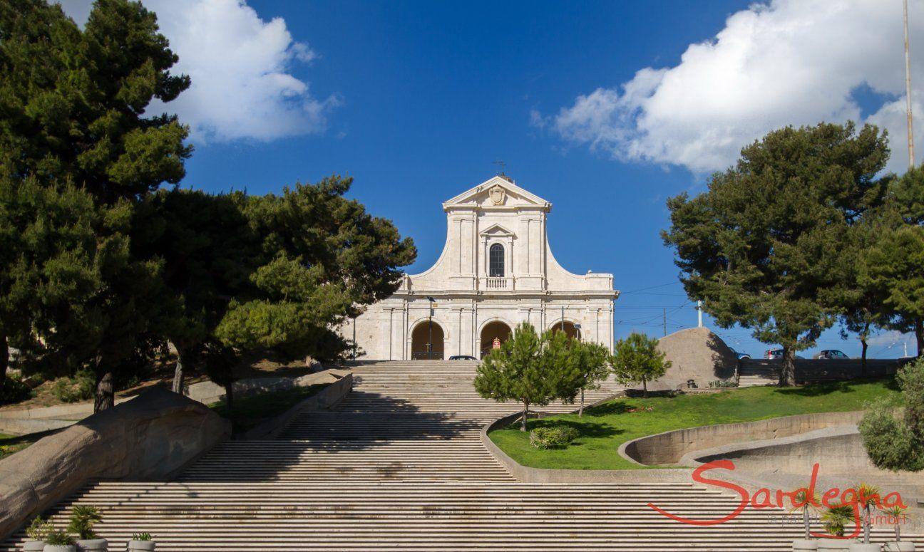 Kirche Bonaria in Cagliari